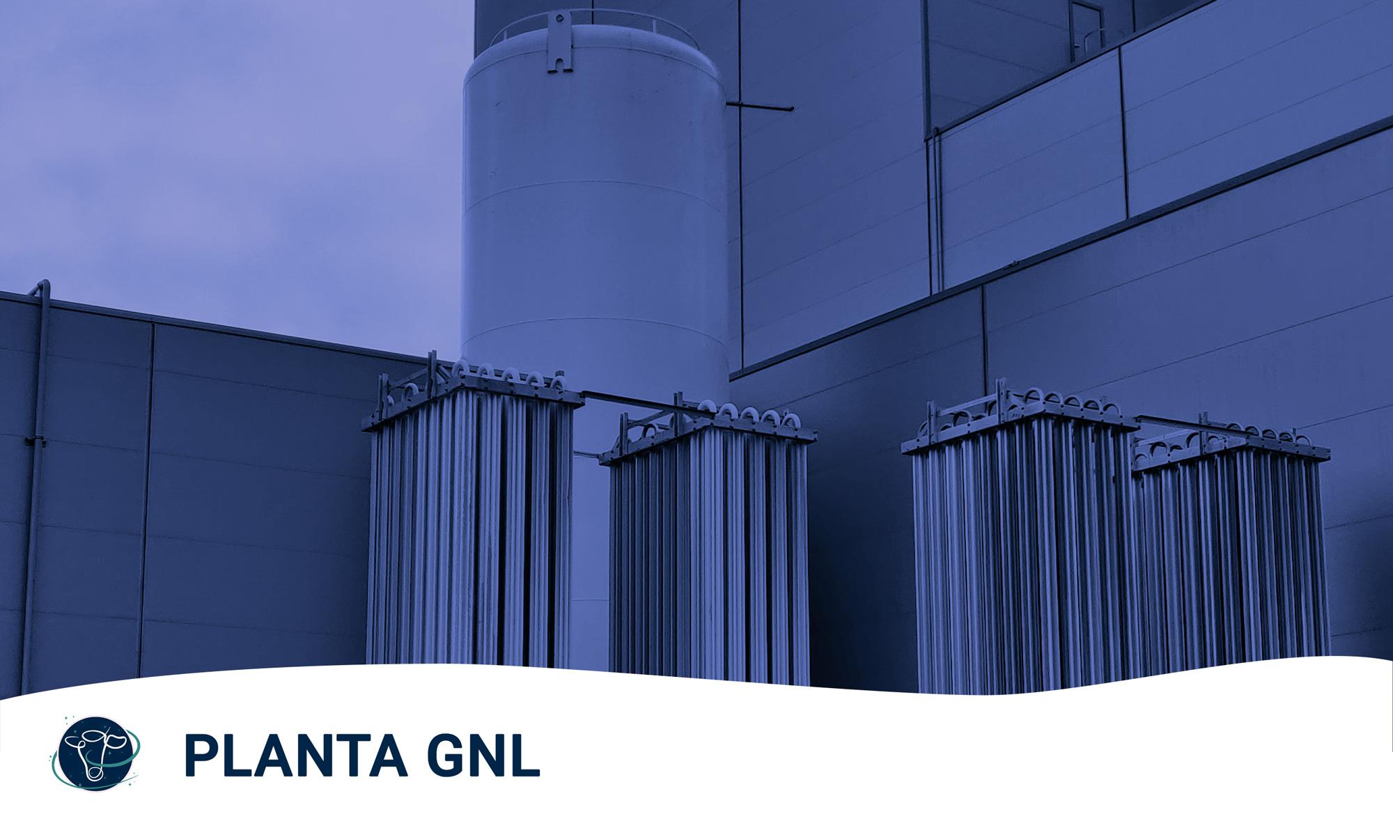 Imagen de Planta GNL