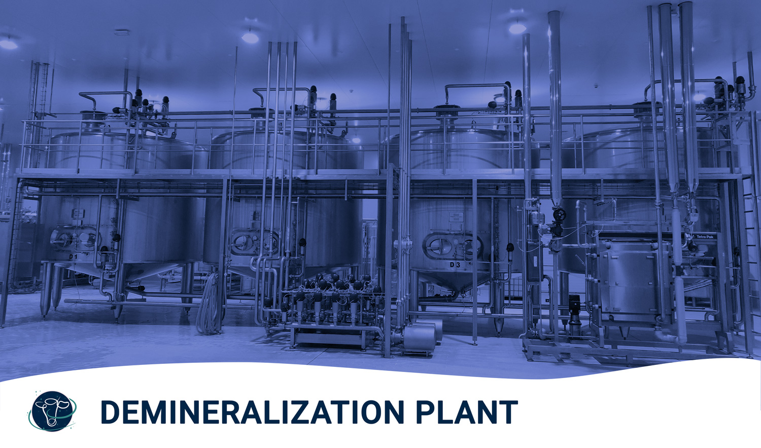 IMG Desmineralization plant