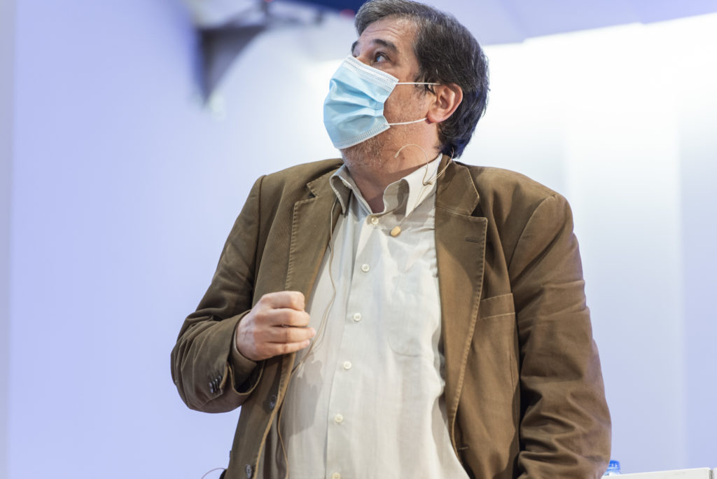 Juan Cordonié. GALACTEUM. Foro Galicia Alimentación Clusaga 2