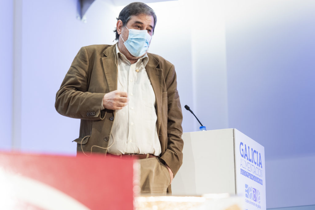 Juan Cordonié. GALACTEUM. Foro Galicia Alimentación Clusaga